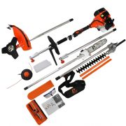 P1PE Powered by Hyundai P5200MT 52cc Petrol Garden Multi-Tool